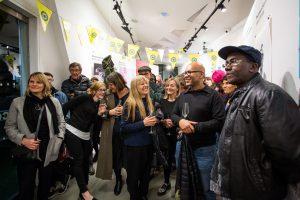 Peckham Platform Retrospective event